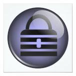 Símbolo del botón de Keypass Comunicados