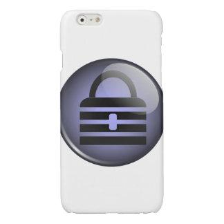 Símbolo del botón de Keypass