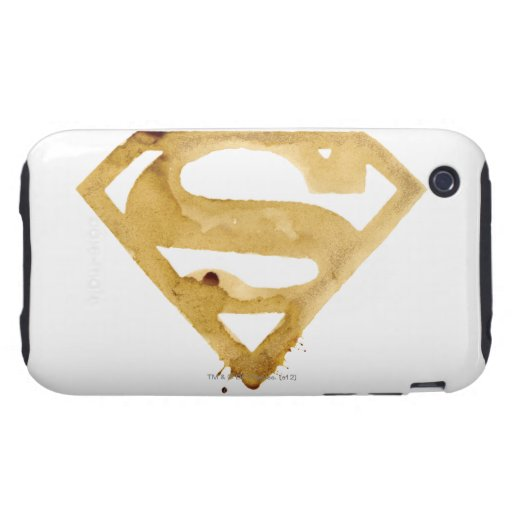 Símbolo del café S Tough iPhone 3 Carcasa