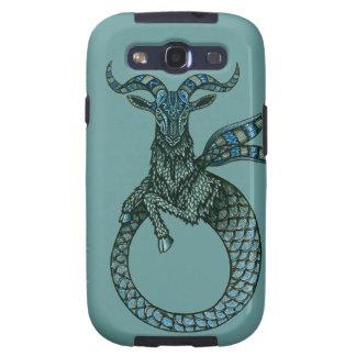 Símbolo del Capricornio Samsung Galaxy S3 Protectores
