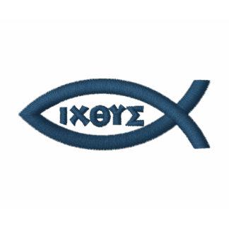 Símbolo del cristiano de los pescados de Jesús