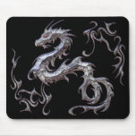 simbolo del dragón mousepad