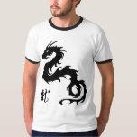 simbolo del dragón playera