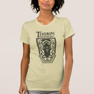 Símbolo del escudo de THORIN OAKENSHIELD™ T Shirts