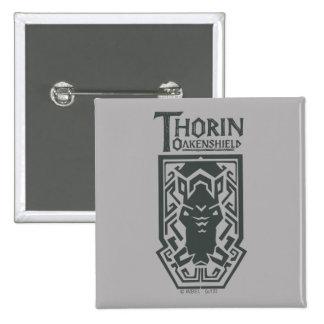 Símbolo del escudo de Thorin Pins