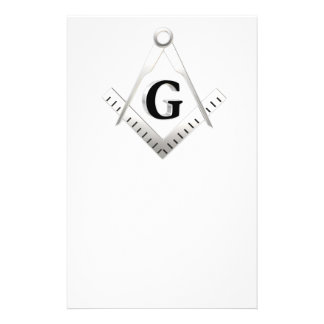 Símbolo del Freemasonry Tarjetones