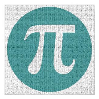 Símbolo del friki pi de la matemáticas, círculo fotografías