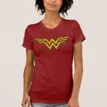 Símbolo del Lite-Brite WW Camiseta