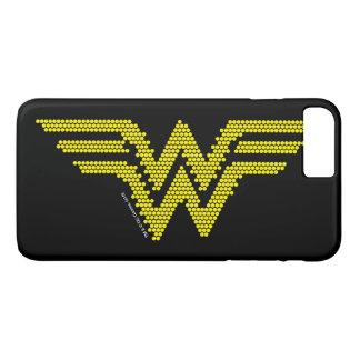 Símbolo del Lite-Brite WW Funda iPhone 7 Plus