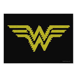 """Símbolo del Lite-Brite WW Invitación 5"""" X 7"""""""