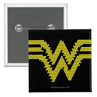 Símbolo del Lite-Brite WW Pin Cuadrado