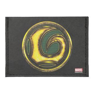 Símbolo del Loki de las obras clásicas el | de los Tarjeteros Tyvek®