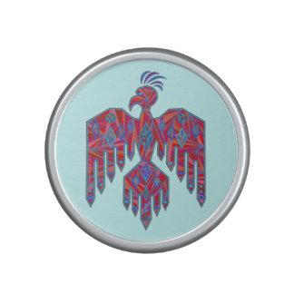 Símbolo del nativo americano del arte del sudoeste altavoz bluetooth