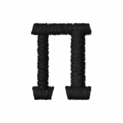 Símbolo del número del pi sudadera con capucha