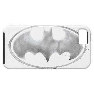 Símbolo del palo del café - gris iPhone 5 carcasas
