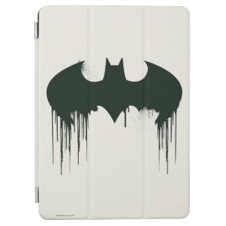 Símbolo del palo - logotipo Spraypaint de Batman Cubierta De iPad Air