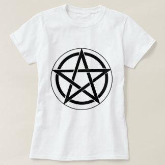 Símbolo del Pentagram Playeras