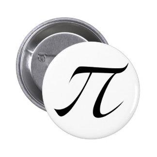 Símbolo del pi pin