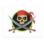 Símbolo del pirata postal