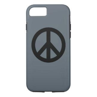 Símbolo del signo de la paz funda iPhone 7