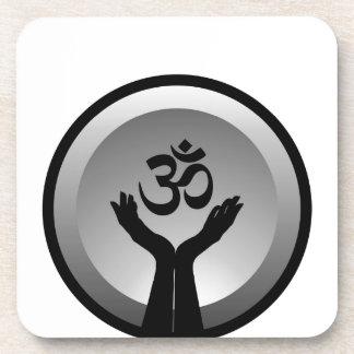 Símbolo del símbolo de OM del hinduism Posavaso