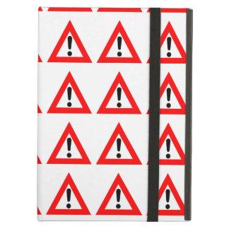 Símbolo del triángulo de la atención