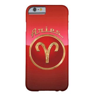 Símbolo del zodiaco del aries funda barely there iPhone 6