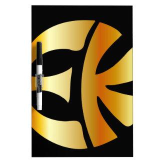Símbolo Eckankar del emblema de USVA Pizarras