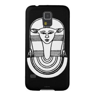 Símbolo egipcio: Hathor Carcasa De Galaxy S5