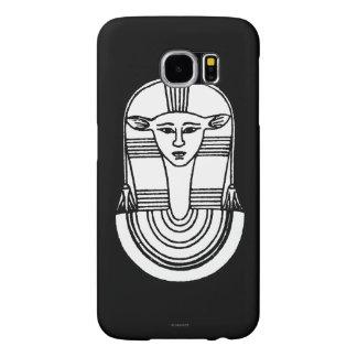 Símbolo egipcio: Hathor Fundas Samsung Galaxy S6