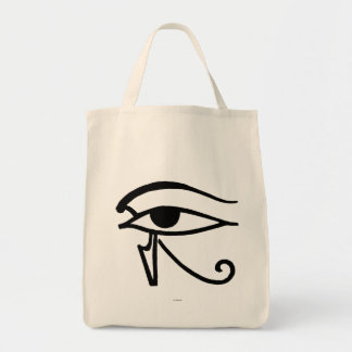 Símbolo egipcio: Utchat Bolsa Tela Para La Compra