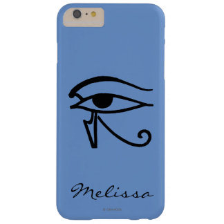 Símbolo egipcio: Utchat Funda Para iPhone 6 Plus Barely There