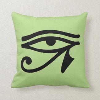 Símbolo egipcio: Wedjat Almohada