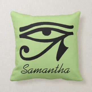 Símbolo egipcio: Wedjat Almohadas