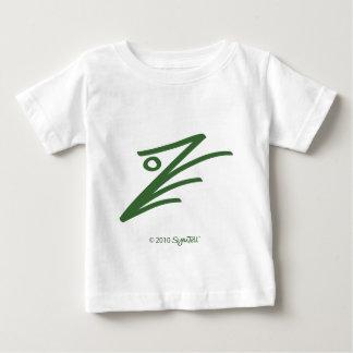 Símbolo enérgico verde de SymTell Remera