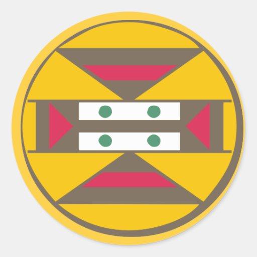 Símbolo escudo África shield africa
