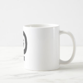 Símbolo feminista taza