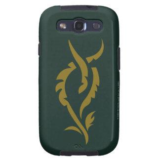 Símbolo floral de TAURIEL™ Galaxy S3 Coberturas