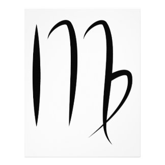 símbolo griego del zodiaco del horóscopo de la tarjetones
