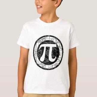 Símbolo impresionante del pi camisas