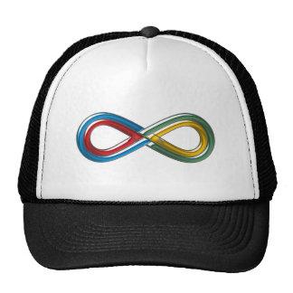Símbolo Inexhaustible infinit infinity Gorra