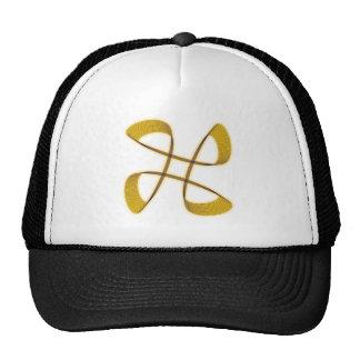 Símbolo infinito infinity x2 gorras de camionero