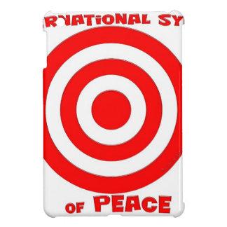 Símbolo internacional de la paz iPad mini protectores