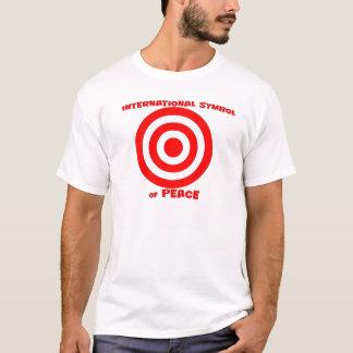Símbolo internacional de la paz playera
