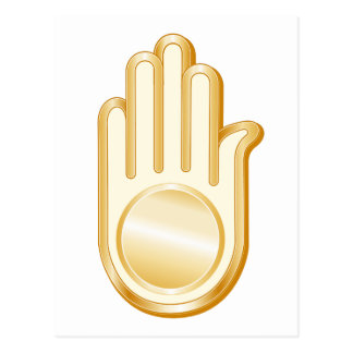 Símbolo Jain Postales