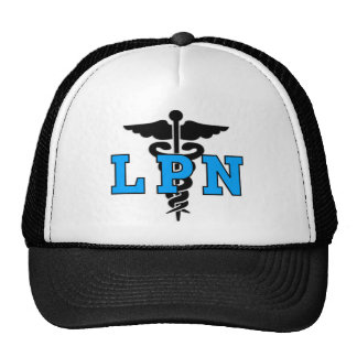 Símbolo médico de LPN Gorro