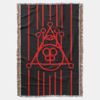 Símbolo militar del miembro de Illuminati Manta