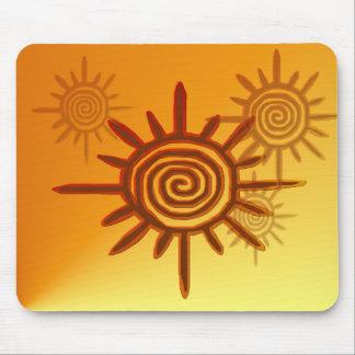 Símbolo Mousepad de Sun Tapetes De Raton