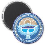 Símbolo oficial de la heráldica del escudo de arma imán