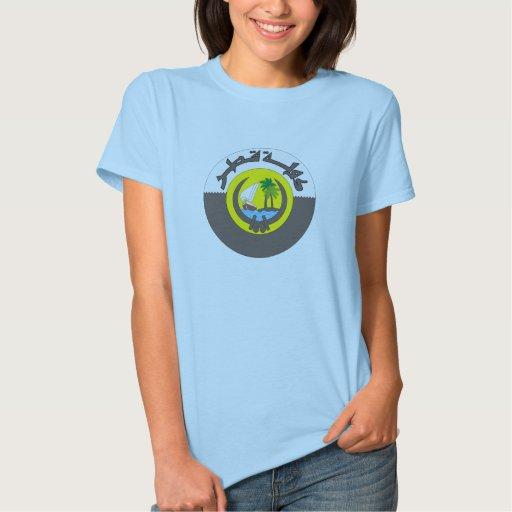 Símbolo oficial de la heráldica del escudo de camisas